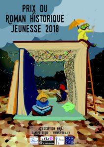 Les Robinsons remportent le Prix du Roman Historique Jeunesse 2018